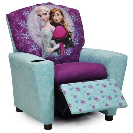 Shop Kidz World Disney Frozen Kid Recliner at Mealey's Furniture