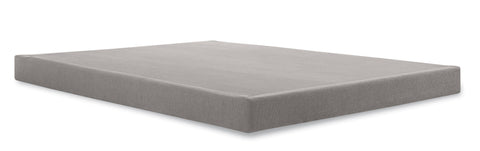 Find Tempur-Pedic Tempur-Flat Grey Foundation at Mealey's Furniture