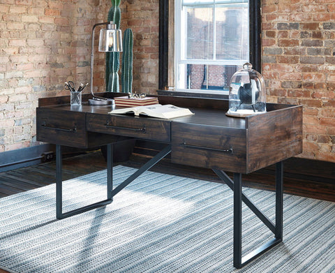 Shop Ashley Furniture Starmore Home Office Desk at Mealey's Furniture