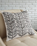 Masood- Natural/Taupe Pillow