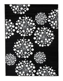 Shop Ashley Furniture Jaliyah Black/White Medium Rug at Mealey's Furniture
