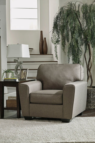 Shop Ashley Furniture Calicho Cashmere Chair at Mealey's Furniture