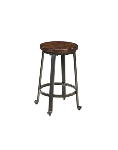 Shop Ashley Furniture Challiman Stool at Mealey's Furniture
