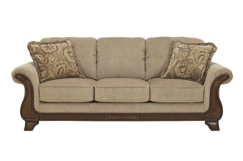 Shop Ashley Furniture Lanett Barley Sofa at Mealey's Furniture
