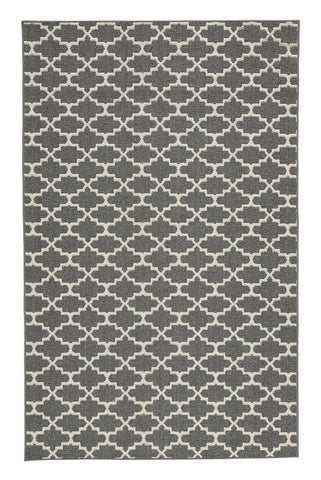Shop Ashley Furniture Nathanael Gray/Tan Large Rug at Mealey's Furniture