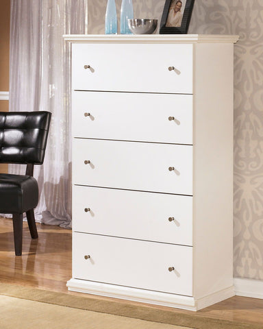 Shop Ashley Furniture Bostwick Shoals Chest at Mealey's Furniture