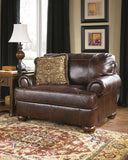 Shop Ashley Furniture Axiom Walnut Chair 1 at Mealey's Furniture