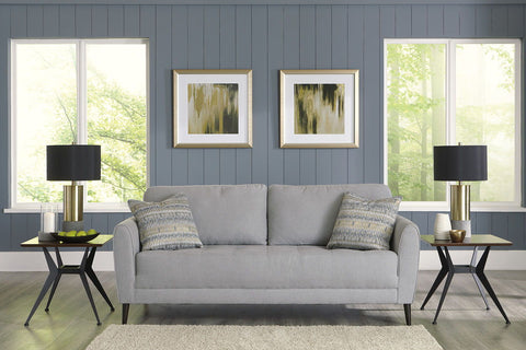 Shop Ashley Furniture Cardello Pewter Sofa at Mealey's Furniture