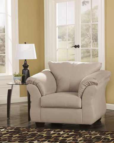 Shop Ashley Furniture Darcy Stone Chair at Mealey's Furniture