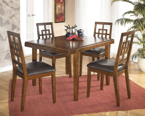 Shop Ashley Furniture Cimeran Table With 4 Side Chairs at Mealey's Furniture