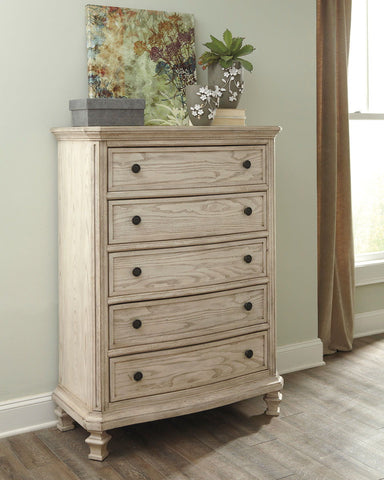 Shop Ashley Furniture Demarlos Chest at Mealey's Furniture