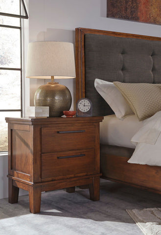 Shop Ashley Furniture Ralene Two Drawer Night Stand at Mealey's Furniture