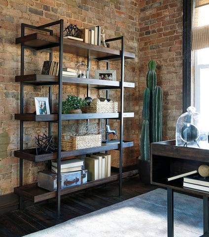 Shop Ashley Furniture Starmore Bookcase at Mealey's Furniture