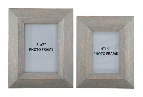Shop Ashley Furniture Bansai Cadewyn Gray Photo Frame (set Of 2) at Mealey's Furniture