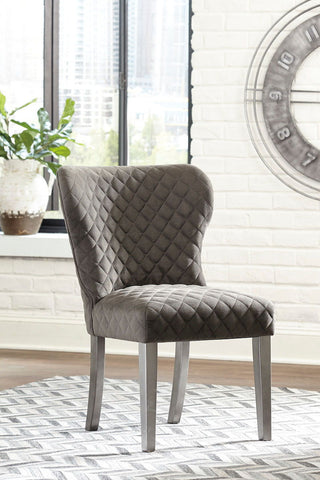 Shop Ashley Furniture Rozzelli Dining Uph Side Chair at Mealey's Furniture