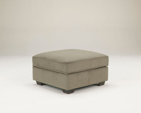 Shop Ashley Furniture Patola Park Patina Ottoman With Storage at Mealey's Furniture