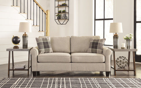 Shop Ashley Furniture Lingen Fossil Sofa at Mealey's Furniture