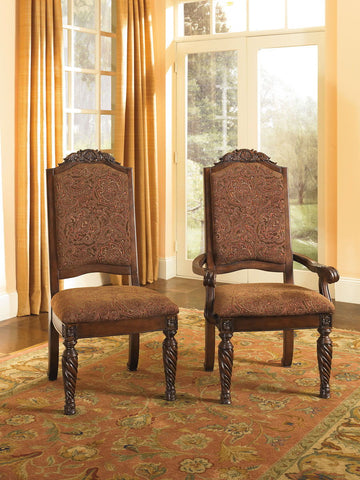 Shop Ashley Furniture North Shore Upholstered Arm Chair at Mealey's Furniture