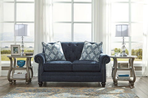 Shop Ashley Furniture La Vernia Loveseat at Mealey's Furniture