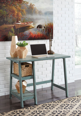 Shop Ashley Furniture Mirimyn Home Office Small Desk at Mealey's Furniture