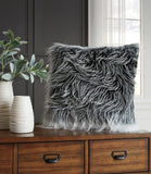 Shop Ashley Furniture Thelma- Black/White Pillow at Mealey's Furniture