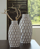 Shop Ashley Furniture Dion Vase Set (2/CN) at Mealey's Furniture