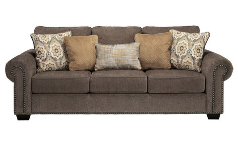 Shop Ashley Furniture Emelen Alloy Sofa at Mealey's Furniture