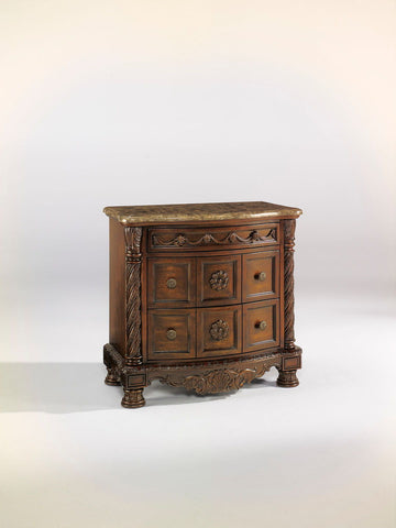 Shop Ashley Furniture North Shore Nightstand at Mealey's Furniture