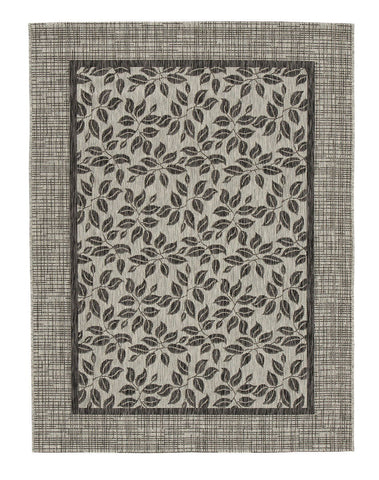 Shop Ashley Furniture Jelena Tan/Gray Medium Rug at Mealey's Furniture