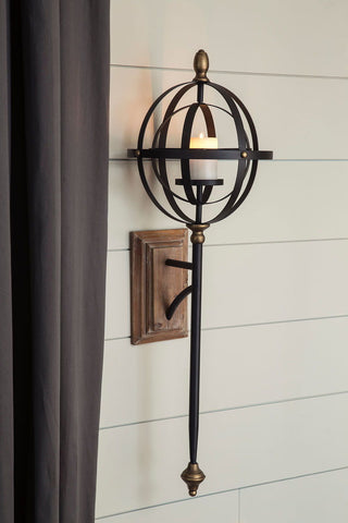 Shop Ashley Furniture Dina Wall Sconce at Mealey's Furniture