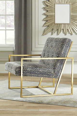 Shop Ashley Furniture Trucker Multi Accent Chair at Mealey's Furniture