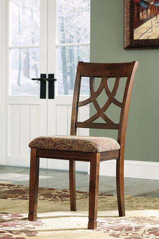 Shop Ashley Furniture Leahlyn Dining Uph Side Chair at Mealey's Furniture