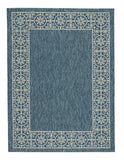 Shop Ashley Furniture Jeb Blue/Tan Medium Rug at Mealey's Furniture
