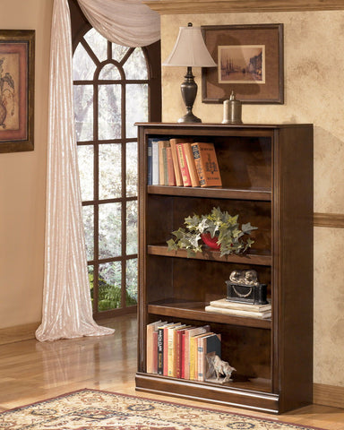 Shop Ashley Furniture Hamlyn Medium Bookcase at Mealey's Furniture