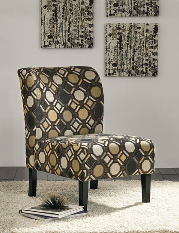 Shop Ashley Furniture Tibbee Slate Accent Chair at Mealey's Furniture