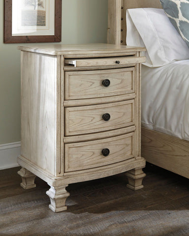 Shop Ashley Furniture Demarlos Night Table at Mealey's Furniture
