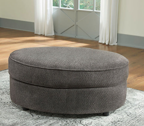 Shop Ashley Furniture Alouette Ottoman at Mealey's Furniture