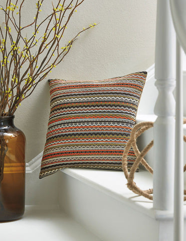 Shop Ashley Furniture Janessa- Multi Pillow at Mealey's Furniture