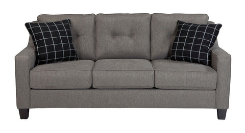 Shop Ashley Furniture Brindon Sofa   Charcoal at Mealey's Furniture