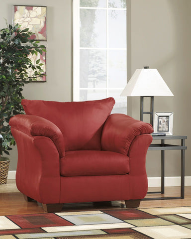 Shop Ashley Furniture Darcy Salsa Chair at Mealey's Furniture