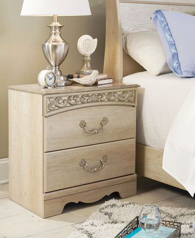 Shop Ashley Furniture Catalina Nightstand at Mealey's Furniture