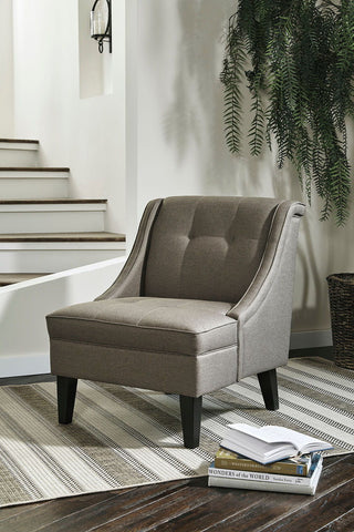 Shop Ashley Furniture Calicho Cashmere Accent Chair at Mealey's Furniture