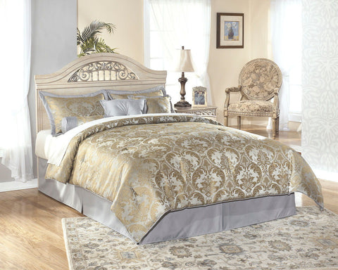 Shop Ashley Furniture Catalina Qn/Full Panel Headboard at Mealey's Furniture