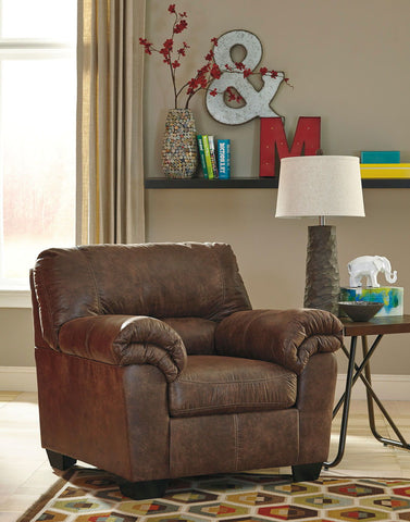 Shop Ashley Furniture Bladen Chocolate Chair at Mealey's Furniture
