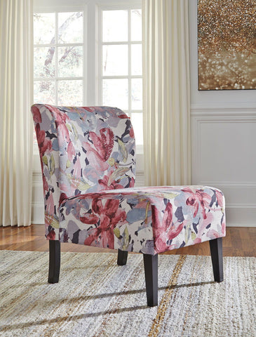 Shop Ashley Furniture Triptis- Multi Accent Chair at Mealey's Furniture