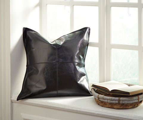 Shop Ashley Furniture Brennen Black Pillow Cover at Mealey's Furniture