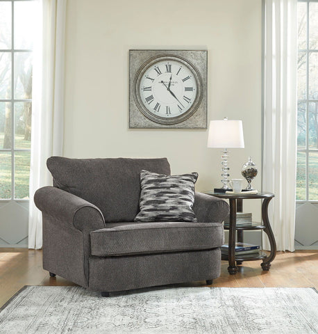 Shop Ashley Furniture Alouette Chair And A Half at Mealey's Furniture
