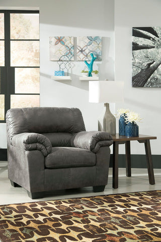 Shop Ashley Furniture Bladen Slate Chair at Mealey's Furniture