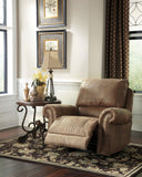 Shop Ashley Furniture Larkinhurst Earth Rocker Recliner at Mealey's Furniture
