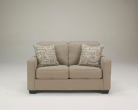 Shop Ashley Furniture Alenya Quartz Loveseat at Mealey's Furniture